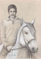 01 Przybysz / Rider
