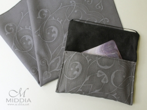 Tarot cloth and pouch